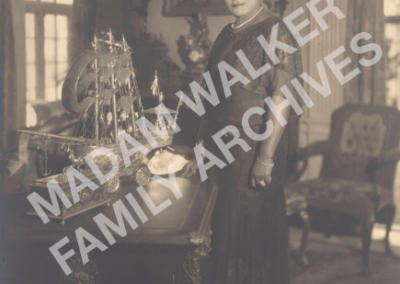 A_Lelia Walker at Villa Lewaro