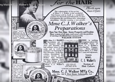 """Relaunching Madam C. J. Walker's Brand"" – Associated Press (Feb 26, 2016)"