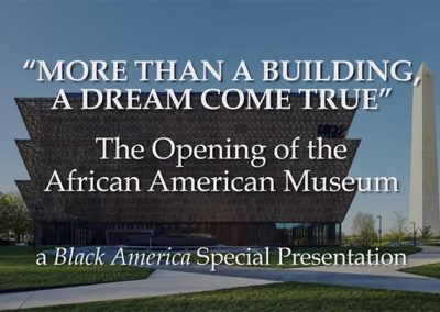 CUNY TV Black America with Carole Jenkins (Nov 23, 2016)